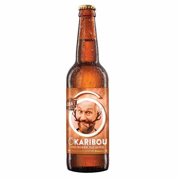 biere okaribou