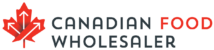Canadian Food Wholesaler – Grossiste international en produits alimentaires canadiens Logo